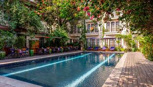 The Savoy, Yangon, Burma (Myanmar)