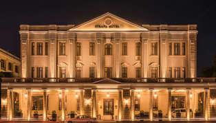 The Strand Hotel, Yangon, Myanmar (Burma)