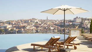 The Yeatman Hotel, Porto, Portugal