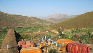 Touda Ecolodge, Morocco
