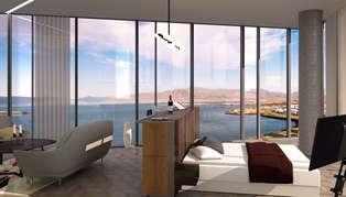 Tower Suites, Reykjavik, Iceland