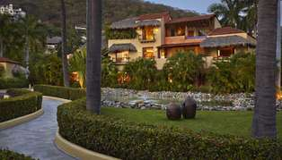 Viceroy Zihuatanejo, Mexico's Pacific Coast