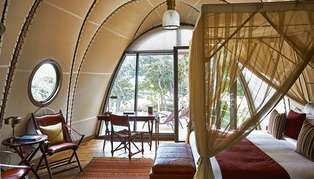 Wild Coast Tented Lodge, Yala National Park, Sri Lanka