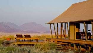 Wolwedans Dune Camp, Namibia