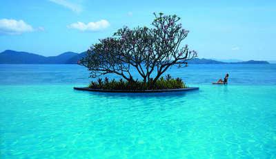 Shangri-La's Tanjung Aru Resort & Spa, Borneo