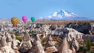 Highlights Holiday to Turkey