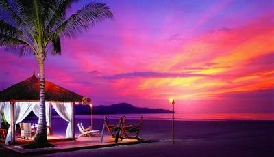 Shangri-La's Rasa Ria Resort & Spa, Borneo