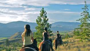 Active Family Adventure to Western Canada