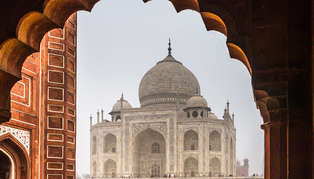 A Grand Tour of India