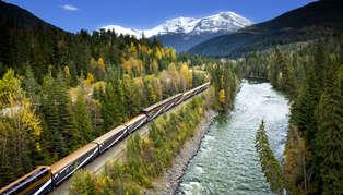 Western Canada by Train