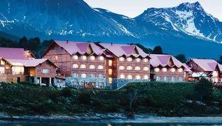 Los Cauquenes hotel, Ushuaia