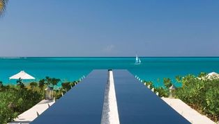 Grace Bay Club, Turks and Caicos, Caribbean