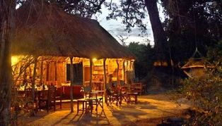 Mwaleshi, North Luangwa National Park, Zambia