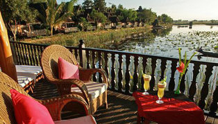 Inle Princess Resort, Inle Lake, Myanmar (Burma)
