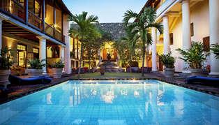 Galle Fort Hotel, Galle, Sri Lanka