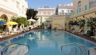 La Union Hotel in Cuba