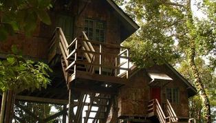 Permai Rainforest Resort, Borneo