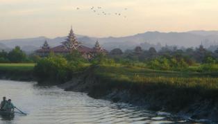 Mrauk Oo Princess Resort, Myanmar (Burma)