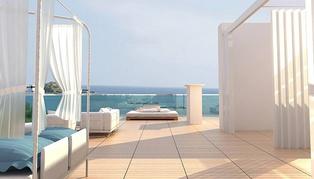 ME Ibiza, Spain