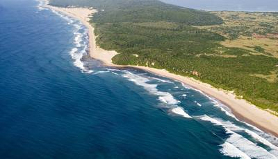 Thonga Beach, Elephant Coast South Africa