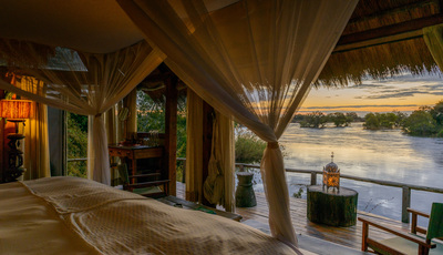 Tongabezi Lodge, Victoria Falls