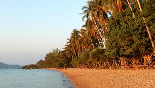 Cambodia, beach