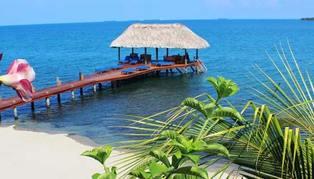 Chabil Mar in Belize