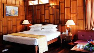 Hotel Pyin Oo Lwin, Myanmar (Burma)