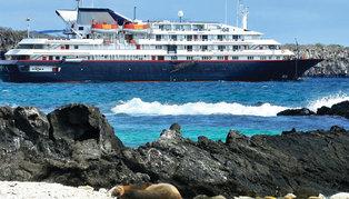 Silversea Silver Galapagos