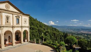 Belmond Villa San Michele, Italy