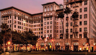 Beverly Wilshire, Beverly Hills (A Four Seasons Hotel)