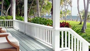 The Moorings hotel, Florida Keys