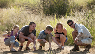 South Africa, family adventure