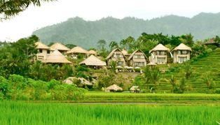 Surya Shanti Villa, Indonesia
