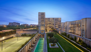 The Lodhi, Delhi, India
