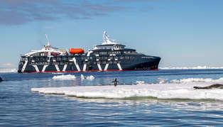 Magellan Explorer, Ship Exterior