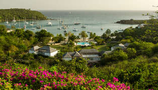 The Inn at English Harbour, Antigua, Caribbean