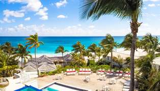 Coral Sands, Bahamas, Caribbean