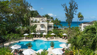 Coral Reef Club, Barbados, Caribbean
