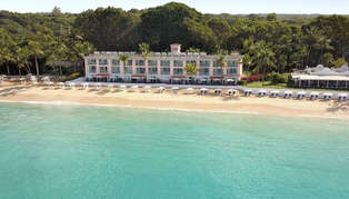 Fairmont Royal Pavilion, Barbados, Caribbean