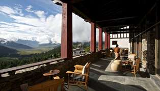 Gangtey Lodge, Bhutan