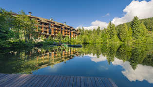 Nita Lake Lodge, Whistler, Canada