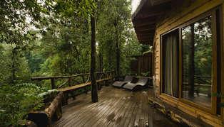 Nawelpi Lodge , Chilean Lake District, Chile