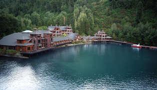 Puyuhuapi Lodge, Chilean Patagonia