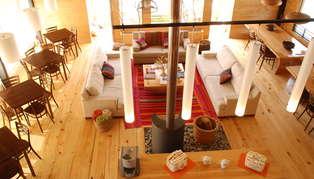 Robinson Crusoe Lodge, Chilean Patagonia