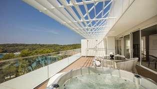 Hotel Bellevue Losinj, Croatia
