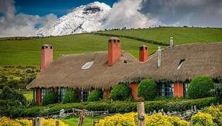 Hacienda El Porvenir, Ecuador