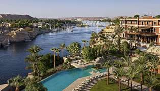 Sofitel Legend Old Cataract Aswan, Egypt