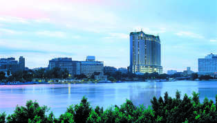 Four Seasons Hotel Cairo at Nile Plaza, Egypt