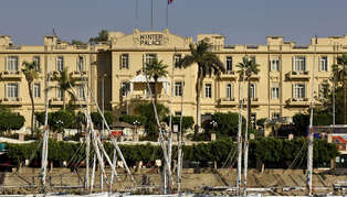 Egypte, Luxor, Sofitel Winter Palace Luxor